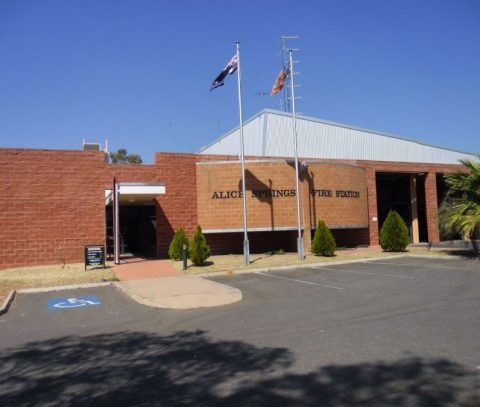 ALICE SPRINGS FIRE STATION 001