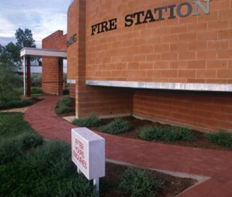ALICE SPRINGS FIRE STATION 004