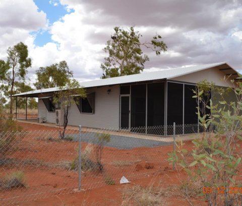 Ampilatwatja Staff Houses