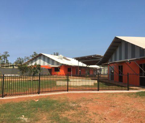 Ramingining School architect project