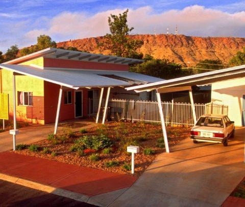 remote housing architect